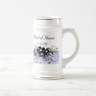 Maid of Honor Stein Mug