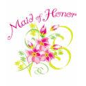 Maid of Honor T-shirt shirt