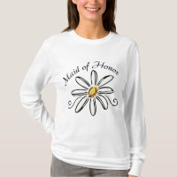 Maid of Honor T-Shirt