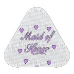 Maid of Honor Wedding Hearts Speaker