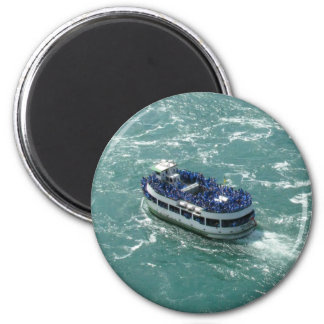 Maid of the Mist 1 2 Inch Round Magnet