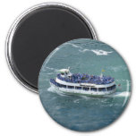 Maid of the Mist 2 2 Inch Round Magnet