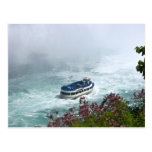 Maid of the Mist Boat at Niagara Falls, Postcard