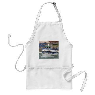 Maid of the Mist Boat - Niagara Falls Adult Apron