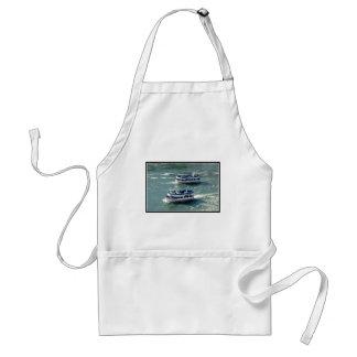 Maid of the Mist Boat: Niagara Falls Adult Apron