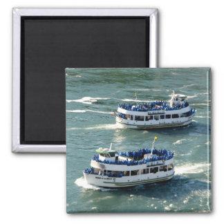 Maid of the Mist Boat: Niagara Falls Refrigerator Magnet
