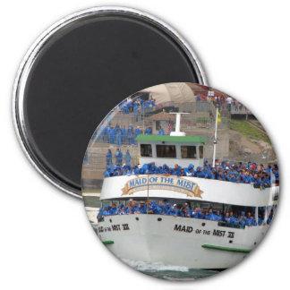 Maid of the Mist Boat - Niagara Falls Fridge Magnets