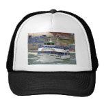 Maid of the Mist Boat - Niagara Falls Mesh Hats