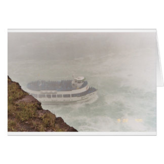 Maid of the Mist Greeting Card