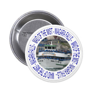 Maid of the mist - Niagara Falls Button