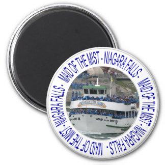 Maid of the mist - Niagara Falls Fridge Magnet