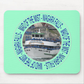 Maid of the mist - Niagara Falls Mouse Pad