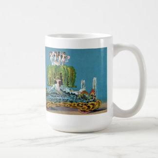 Maid of the Mist Parade Float Vintage Coffee Mug