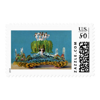 Maid of the Mist Parade Float Vintage Postage