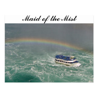 Maid of the Mist Postcard