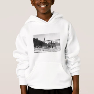 Maid of the Mist - Vintage, circa 1900-1920 Hoodie