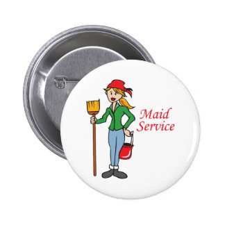 Maid Service Button