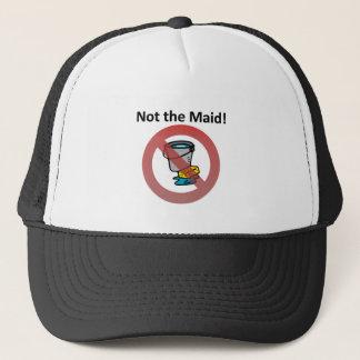 Maid Trucker Hat