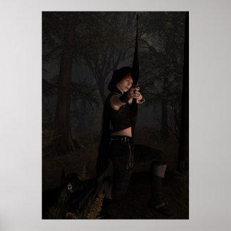 Maida, The Archeress - poster