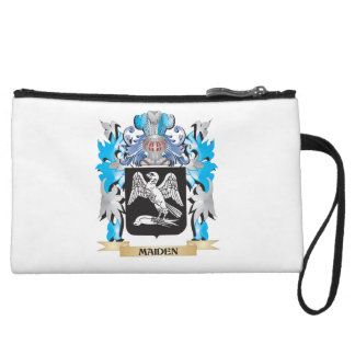 Maiden Coat of Arms - Family Crest Wristlets