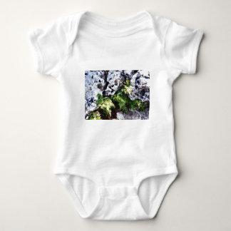 Maiden Hair Fern Baby Bodysuit