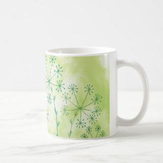 Maiden Hair Fern cup Mug