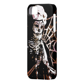Maiden Hell Day of the Dead  Angel iPhone 5 Case