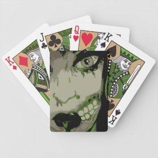 Maiden Hell Inc Art Playing Cards