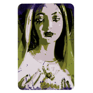 Maiden Hell Inc Day of the Dead Magnet