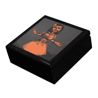 Maiden Hell Inc Day of the Dead Stash/Gift Box