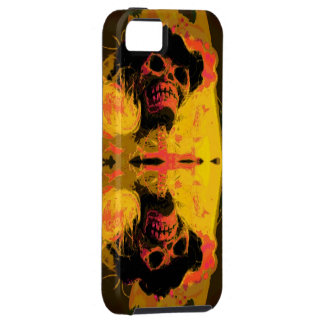 Maiden Hell Inc Skeletons iPhone 5 Case