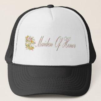 Maiden Of Honor Hat / Cap