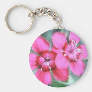 Maiden Pinks Keychain