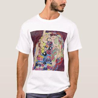 Maiden (Virgin), Gustav Klimt, Vintage Art Nouveau T-Shirt