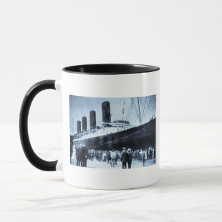 Maiden Voyage of RMS Lusitania, 13 Septemeber 1907 Mug