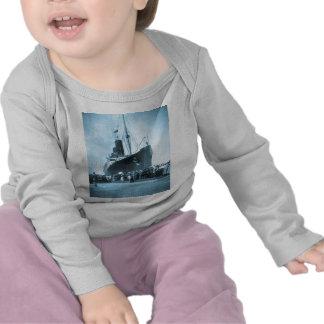 Maiden Voyage of RMS Lusitania, 13 Septemeber 1907 Shirt