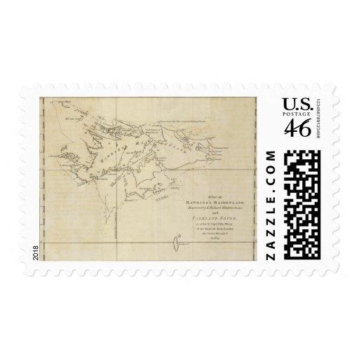 Maidenland de Hawkins, sonido de Malvinas Envio
