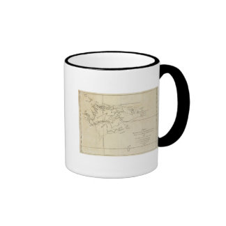 Maidenland de Hawkins sonido de Malvinas Tazas De Café