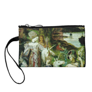Maidens and Unicorns Coin Purse