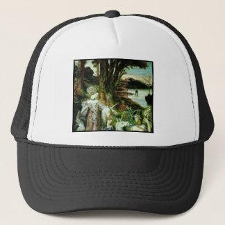 Maidens and Unicorns Trucker Hat
