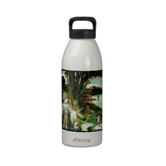 Maidens and Unicorns Drinking Bottle