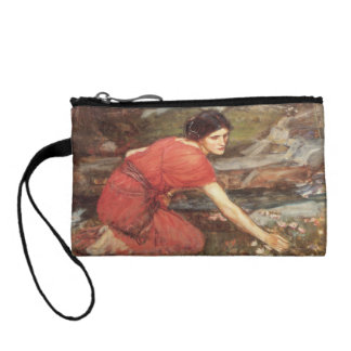 Maidens Picking Flowers by John William Waterhouse Change Purses