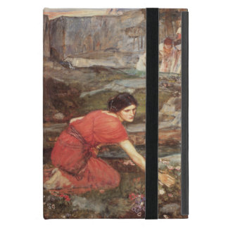 Maidens Picking Flowers by John William Waterhouse Case For iPad Mini