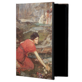 Maidens Picking Flowers by John William Waterhouse iPad Air Case