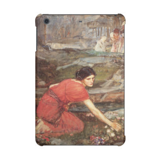 Maidens Picking Flowers by John William Waterhouse iPad Mini Cover