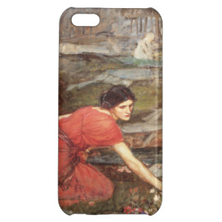 Maidens Picking Flowers by John William Waterhouse iPhone 5C Cover
