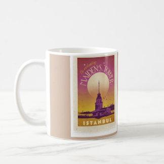 Maiden's Tower Coffee Mugs