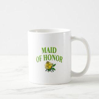 maidofhonor- subió taza