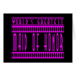 Maids of Honor Gift World's Greatest Maid of Honor Greeting Cards
