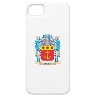 Maier Coat of Arms - Family Crest iPhone 5 Cases